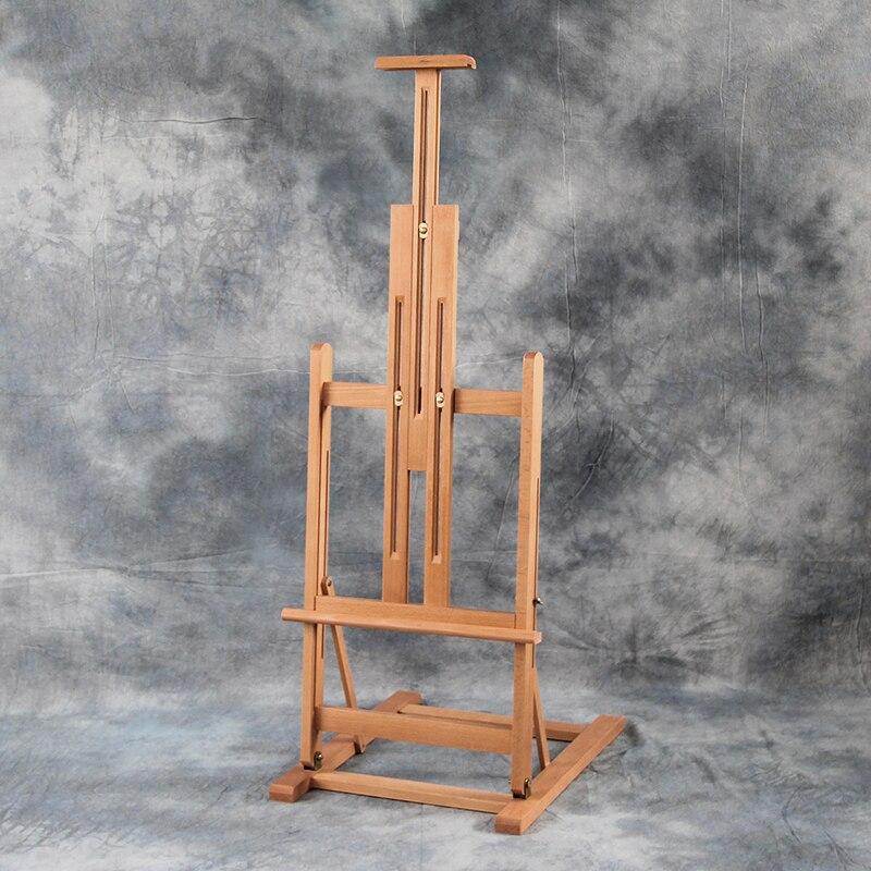 Chevalet bois bureau chevalet artiste peinture dessin croquis chevalet Caballete Pintura réglable pliable présentoir Art fournitures