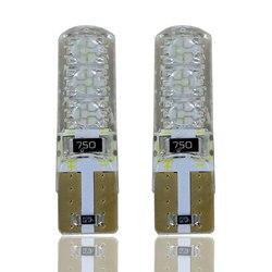 2 x T10 W5W T16 LED Feux de Stationnement Latéral Canbus Aucune Erreur Pour Peugeot 107 1007 206 207 2008 301 307 308 407 508 607