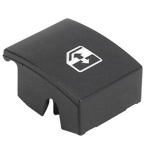 Image 1 - Para vauxhall opel 1pc preto plástico interruptor da janela elétrica botão capa 13228881 6240452 suporte astra mk5 h zafira/tigra b