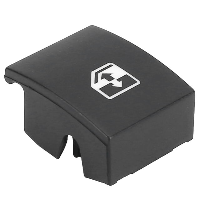 Para vauxhall opel 1pc preto plástico interruptor da janela elétrica botão capa 13228881 6240452 suporte astra mk5 h zafira/tigra b