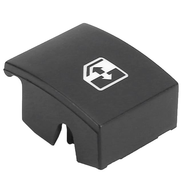 ДЛЯ VAUXHALL OPEL 1 шт., черный пластиковый переключатель на окна, крышка кнопки 13228881 6240452, поддержка ASTRA MK5 H ZAFIRA/TIGRA B