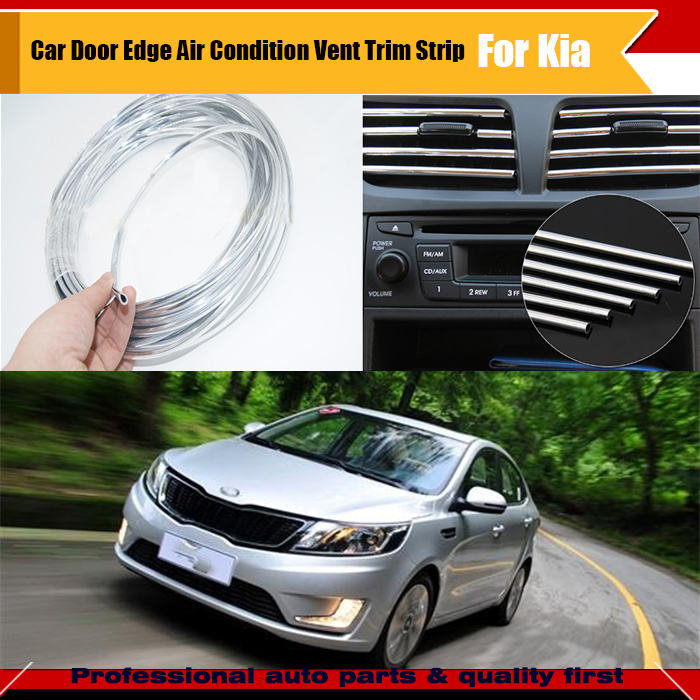 3m 120 car air condition switch bumper rim grille door edge moulding trim strip for cerato k2. Black Bedroom Furniture Sets. Home Design Ideas
