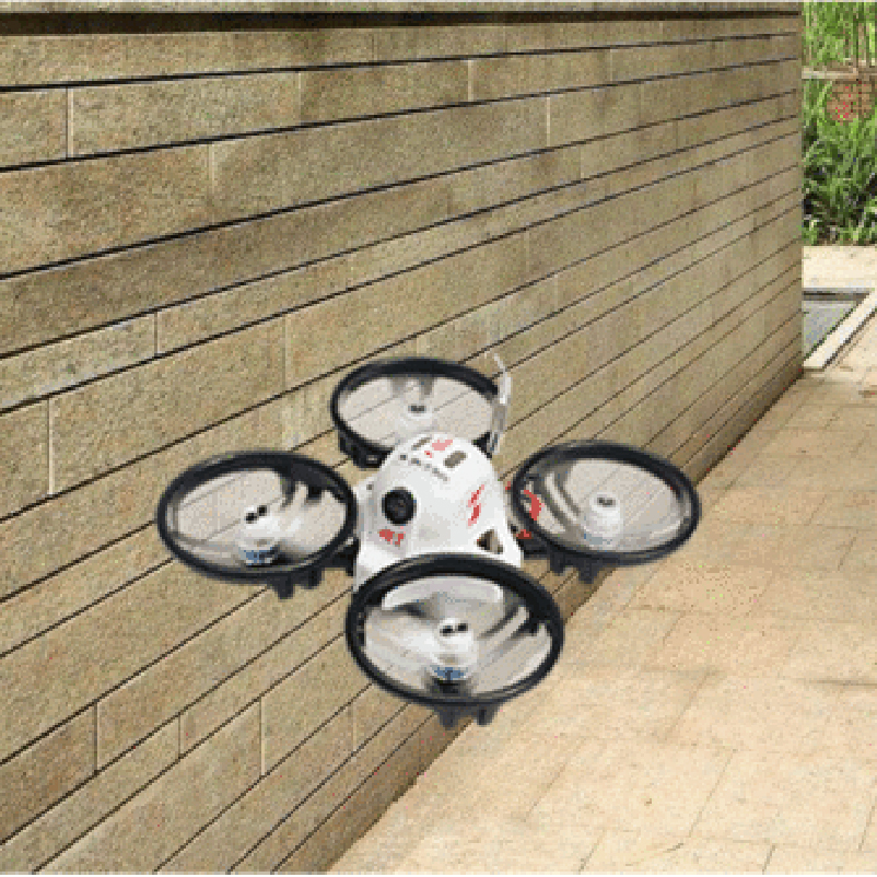 ET100 PNP Brushless FPV RC Racing Drone 4-axis Mini Quadcopter with FM800/ Frsky XM /Flysky Receiver BUzzerET100 PNP Brushless FPV RC Racing Drone 4-axis Mini Quadcopter with FM800/ Frsky XM /Flysky Receiver BUzzer