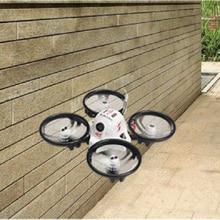 ET100 PNP Brushless FPV RC Racing 4-axis Mini Quadcopter Zangão com FM800/Frsky XM/Receptor Flysky BUzzer