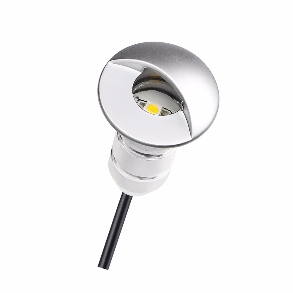 Recessed Floor Lighting Outdoor Stair Lights Led Step Lamp Underground 12v Low Voltage Patio Garden Decoration Spotlights F101A