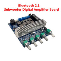 TPA3116 Bluetooth 4 2 Amplifier Board High Power 2 1 Subwoofer Digital Amplifier Board 12 24V