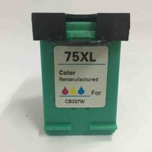 Vilaxh 75xl color compatible for hp 75 ink cartridge replace PhotoSmart C4200 C4210 C4380 C4583 C4494 C4493