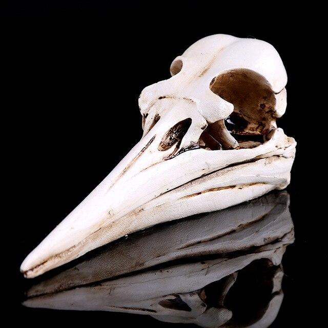 Fantasy Life Fun Dinosaur Bird Animal Skull Study Of Resin Skull Resin  Crafts Home Decorations Ideas