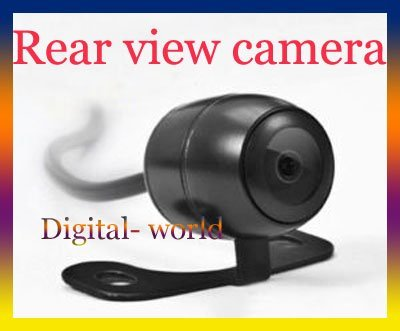 10pcs/lot Mini 170 Wide Angle Rearview Backup Car Reverse rearview camera Waterproof camera
