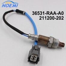 36531-RAA-A02 211200-2021Air Fuel Sensor Air Fuel Ratio Sensor for 2003-2007 Honda Accord 2.4L 234-9040