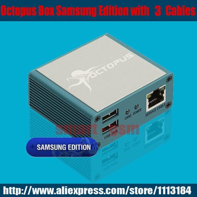 La Nouvelle version 100% des recettes de poulpe D'origine pour Samsung Nouvelle Édition (paquet avec 4 câbles) ForS5 & N900T & N900A et N9005.