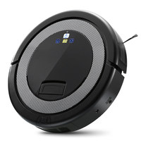 I6 Robotic Vacuum Cleaner With Strong Suction Smart Plan Type Robotic Vacuum Cleaner With Wifi Home Robots Collector APP Control