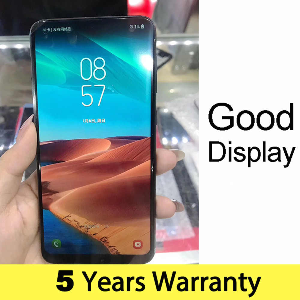 Atacado lcd original para samsung a10 display galaxy a105/ds a105f a105m tela para samsung a10 display lcd