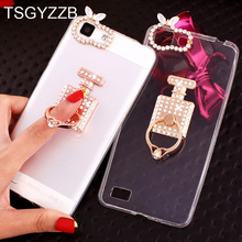 Ultra Thin Soft Transparent TPU Case For Asus Zenfone 5 Cases ZE620KL 5Z ZS620KL Bling Diamond Silicone Phone Cover Ring Stand сотовый телефон asus zenfone 5 ze620kl 4 64gb midnight blue