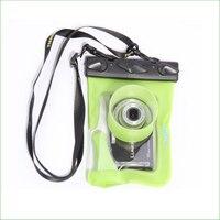 PT 012C Newest Waterproof Compact Digital Camera Bag Underwater Bag Waterproof With Soft Lens Within 20m