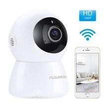 Floureon 1080 P Беспроводной безопасности IP панорамная Камера 2-полосная аудио домашняя камера видеонаблюдения IP Камера для старшего питомца няня монитор