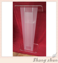 Customized acrylic podium pulpit lectern , podium, acrylic lectern podium,plastic church pulpit