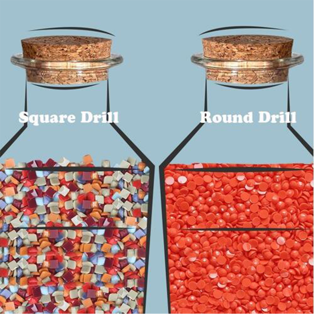 Diamond Painting Full Square&Round Drills 447 Colors for Missing,Beads Accessories Diamond Backup Supplies,sales for bags/kg(China)