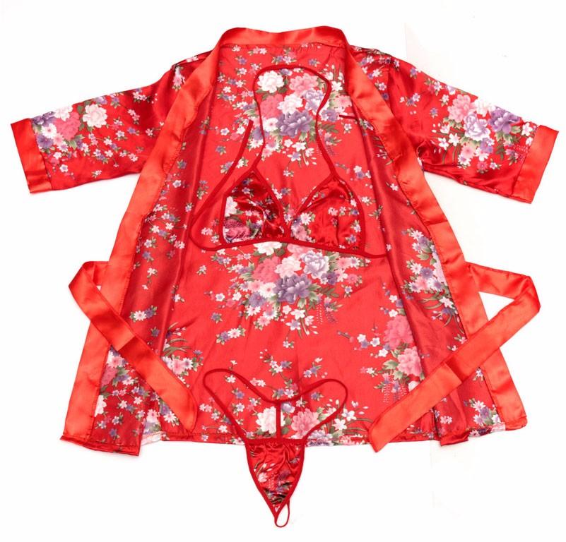 New-Sexy-Women-Sexy-Japanese-Style-Red-Lingerie-Satin-Lace-Black-Kimono-Intimate-Sleepwear-Robe-Night-Bikini-Gown-Plus-Size-XL_03