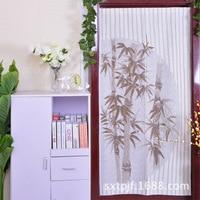 のれん竹日本カーテンのれん日本カーテン戸口 85 センチメートル × 170 センチメートル