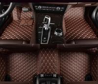 Car mili car floor mats For mazda 3 bk bl 2010 2007 2008 cx 7 6 gj 2014 2006 2009 cx 5 cx9 cx3 car accessories carpet rugs