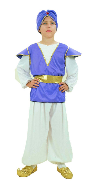 Children Aladdin Halloween costume / Christmas masquerade witch costumes / Cosplay Boys olaf costume XY004792-  sc 1 st  AliExpress.com & Children Aladdin Halloween costume / Christmas masquerade witch ...