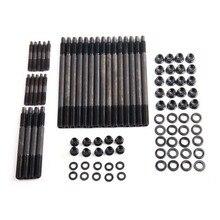 Car Engines Cylinder Head Stud Kit For Chevy 1997-2003 LS1 LQ9 4.8L 5.3L 5.7L 6.0L Iron