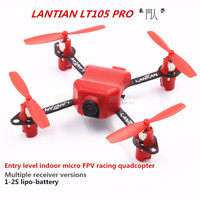 LANTIAN 2 4G RC Indoor Micro FPV Racing Quadcopter LT 105mm Pro Entry Level BNF F3