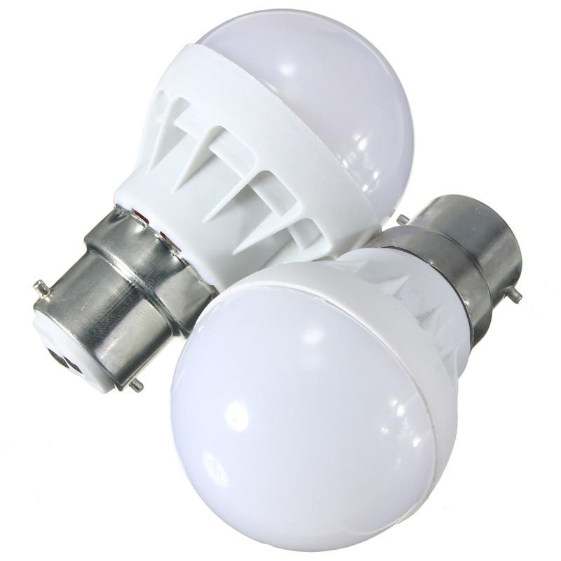 Best Promotion B22 <font><b>5630</b></font> Energy Saving <font><b>LED</b></font> Globe Spot Light Bulb Lamp 3/5/7/9/12/15W Cool Warm White AC <font><b>220V</b></font>