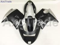 Motorcycle Fairings for CBR 1100XX CBR1100XX Super Black Bird 1996 2007 96 07 Injection ABS Plastic Faring Kit Bodywork