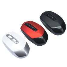 Reliable Wireless Mouse 2.4GHz Wireless Gaming Mouse USB Receiver Pro Gamer For PC Laptop Desktop Power switch for save power