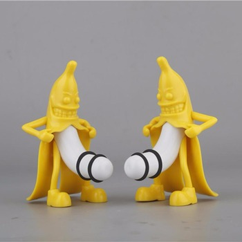 Creative Mr.Banana Wine Bottle Stopper 1