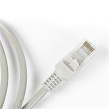 Ligne à large bande haute vitesse ordinateur câble finis maison surveillance intérieure cordon d'alimentation réseau câble WMY17