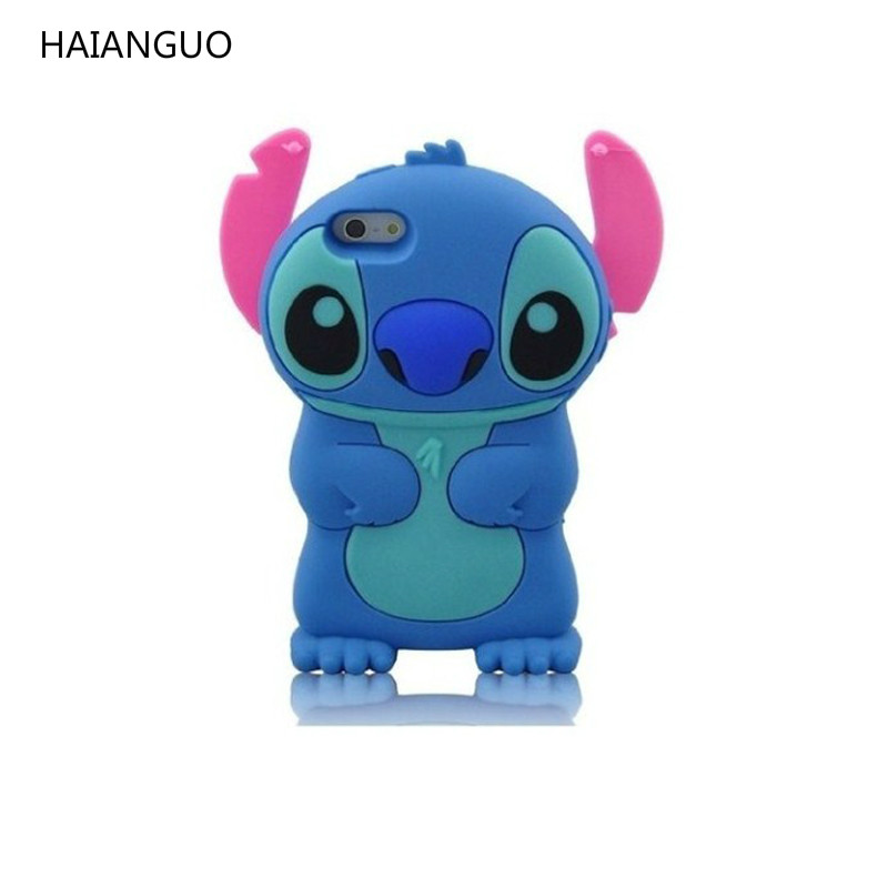 For Apple Ipod Touch 5 5th Stitch Case 3d Cute Cartoon Soft Silicone Back Cover Cases For Apple Ipod Touch 5 6 Coque Buy At The Price Of 2 77 In Aliexpress Com Imall Com