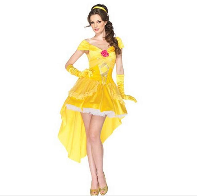 Plus Size Costume For Girls Snow White Fairy Tale Cinderella