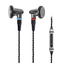 Senfer pt15 이어폰 earburd graphene 다이나믹 드라이버 유닛 hifi 이어 플러그 (mmcx 분리형 분리 케이블 포함) 금속 이어 버드 x6