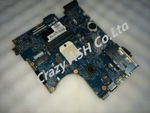 Free shipping for 597673-001 main card for HP G62 laptop motherboard with AMD