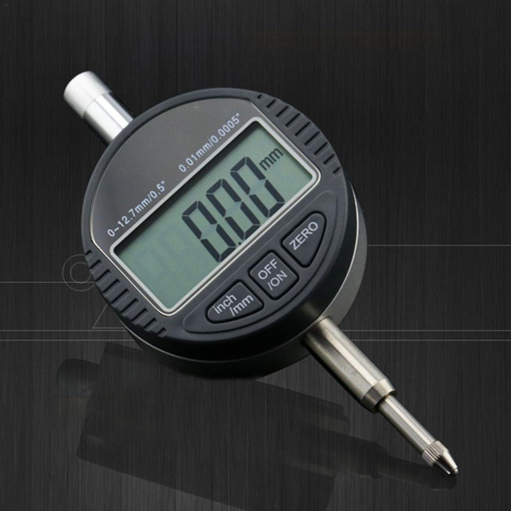 High-Precision Electronic Digital Dial Indicator 0.01mm Indicator 0-12.7 Digital Display Percentage Dial indicator MachiningHigh-Precision Electronic Digital Dial Indicator 0.01mm Indicator 0-12.7 Digital Display Percentage Dial indicator Machining