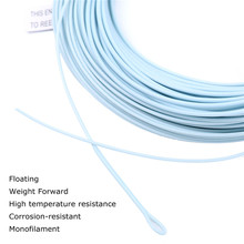Maximumcatch 8wt/9wt Saltwater Fly Fishing Line Sea Fishing 100FT temperature&Corrosion resistance Floating Fly Line