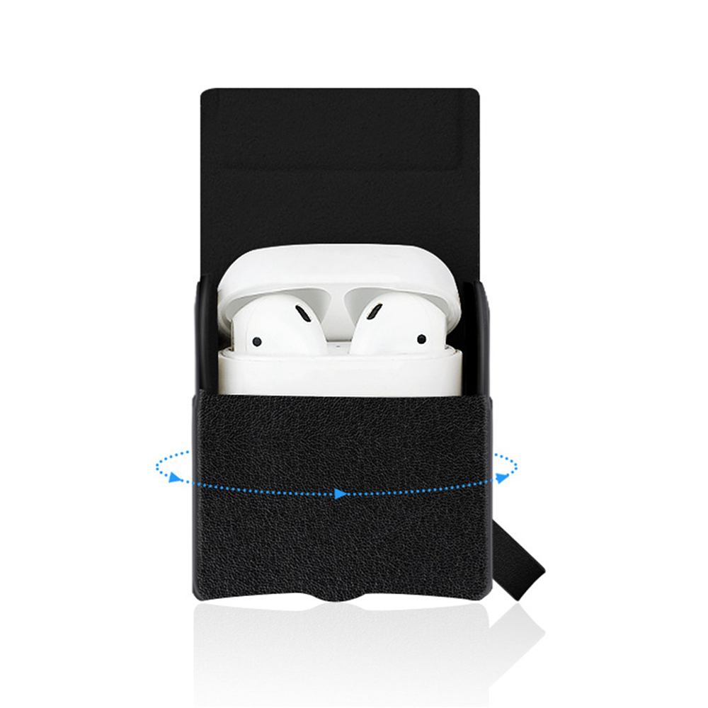 Wireless Charging Protective Case Bag for Apple AirPods Qi