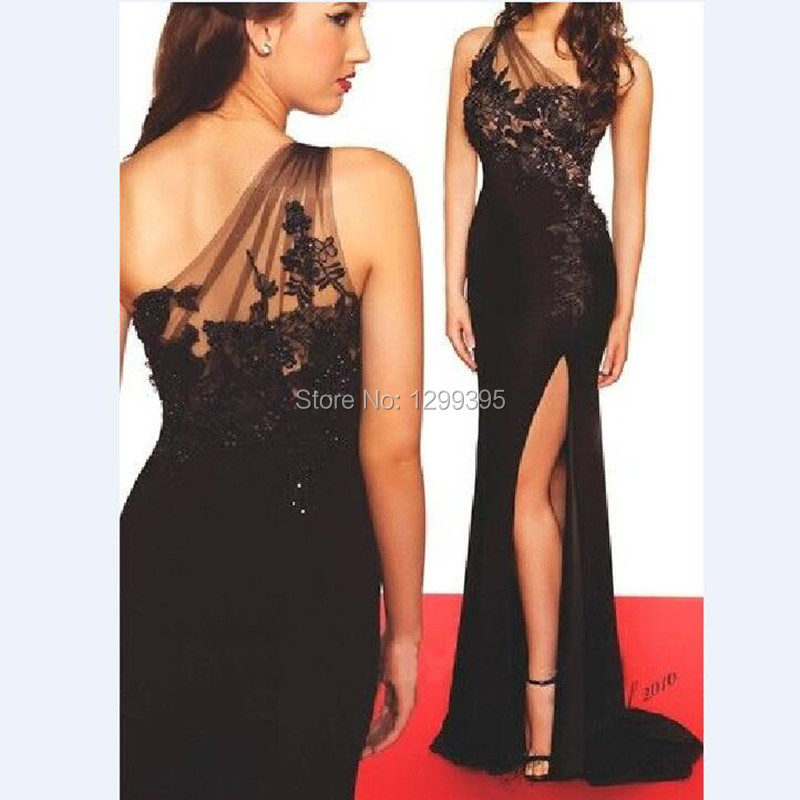 Popular Black Prom Dresses under 100-Buy Cheap Black Prom Dresses ...
