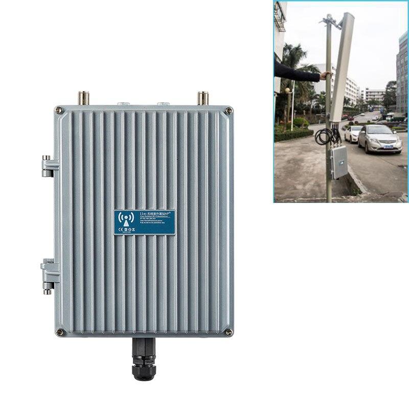 все цены на  Wifi Hotspot OpenWRT 300M High Range Wireless Router Outdoor AP WiFi Transmitter CPE Base Station Network Bridge Access Point  онлайн