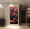 Canvas Paintings Living Room Wall Art HD Printed 3 Pieces Motorhead Lemmy Poster Home Decorative Modular