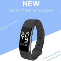 SF7 Smart Wristband Bracelet Fitness Heart Rate Tracker Pedometer Call Reminder Smartband For Samsung Galaxy S9