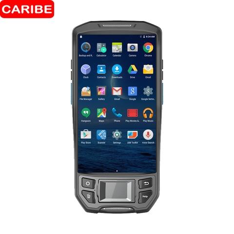 caribe 1d 2d pda scanner de codigo