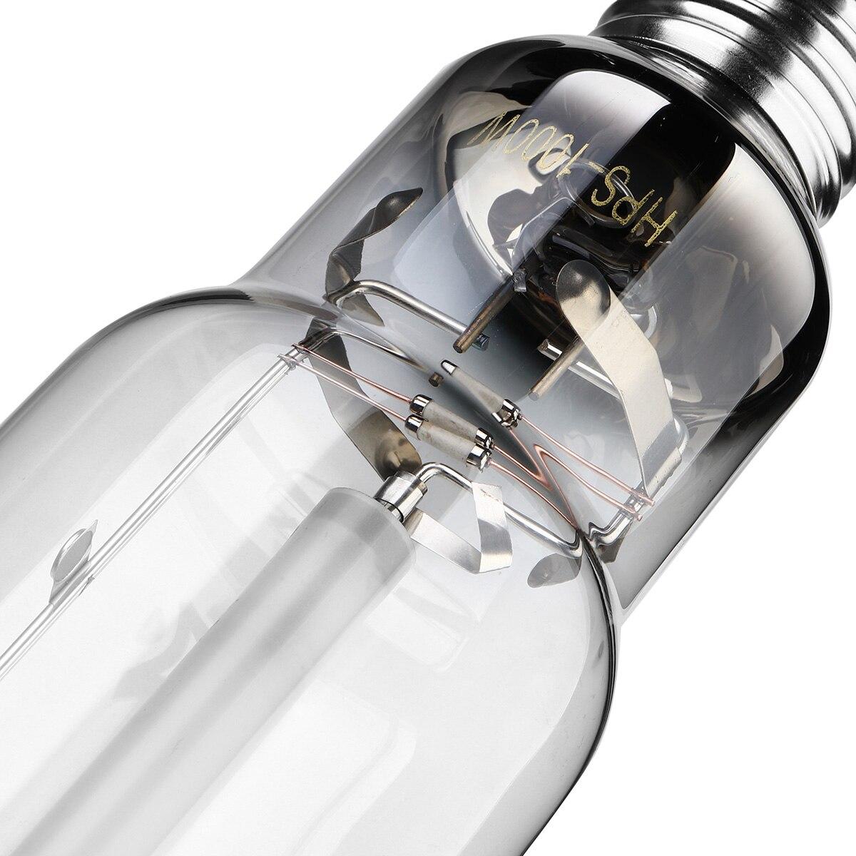 400 Вт 600 Вт 1000 Вт HPS лампа для выращивания растений E40 23Ra лампа натрия высокого давления Энергоэффективная длительный срок службы 23000 часов
