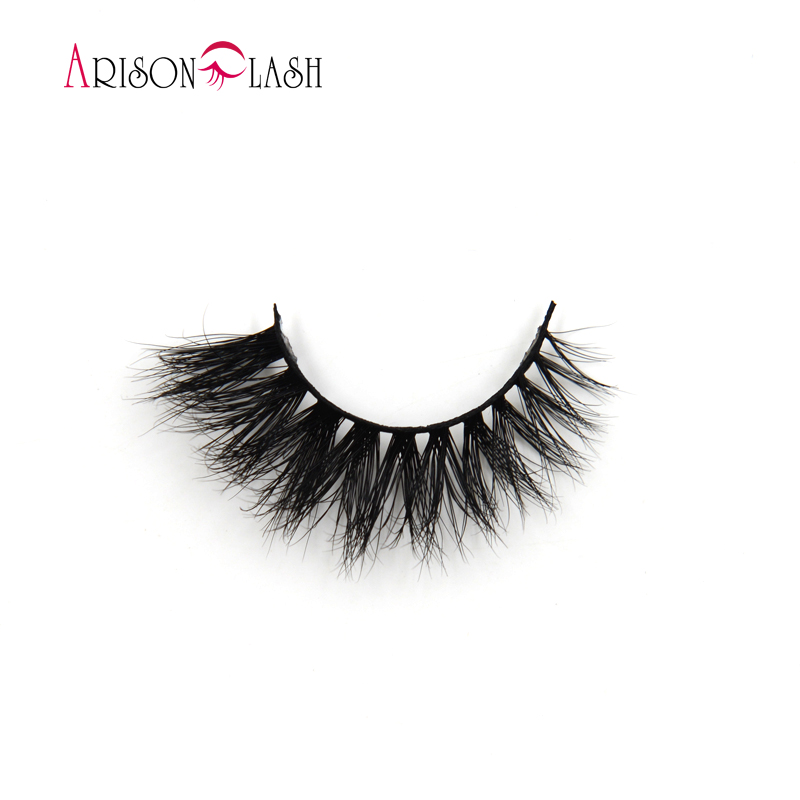 f0f229c0752 US stock Arimika Handmade Soft Natural looking 3D Mink False Eyelashes For Makeup  1 Pair Pack wholesale lashes 011 -in False Eyelashes from Beauty & Health  ...