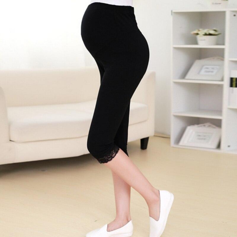 Maternity Leggings Women Soft Skinny Pregnant Stockings Gravida Socks