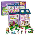 Bela 10541 Friends Emma's House building Blocks Bricks Toys Girl Game Toys for children Gift Compatible with Decool Lepin 41095