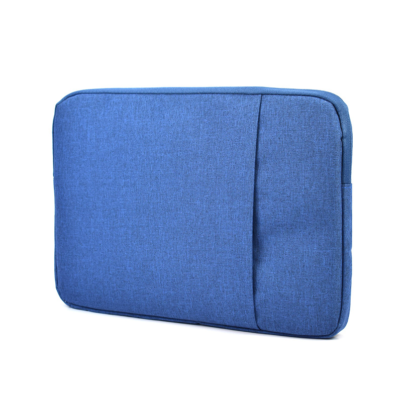 Hoge kwaliteit zachte hoes laptop tassen draagbare rits laptop - Notebook accessoires - Foto 4
